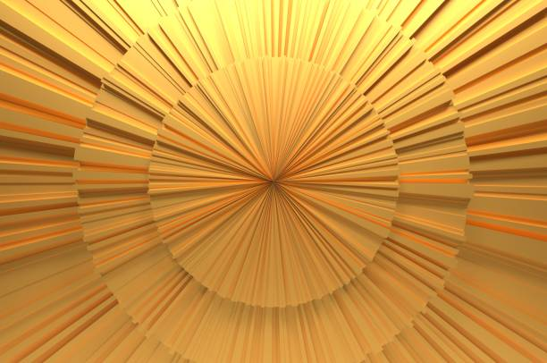 Gold Abstract stock photo