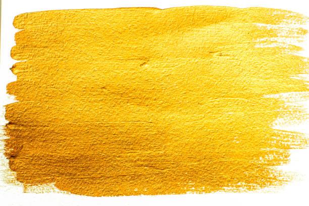 Fundo de acrílico dourado - foto de acervo