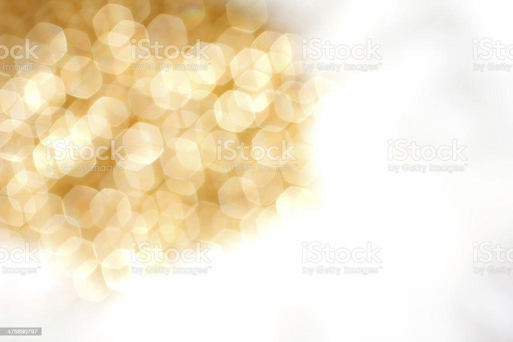 Sfondi Natalizi Oro.Sfondo Di Natale Oro E Bianco Fotografie Stock E Altre Immagini Di