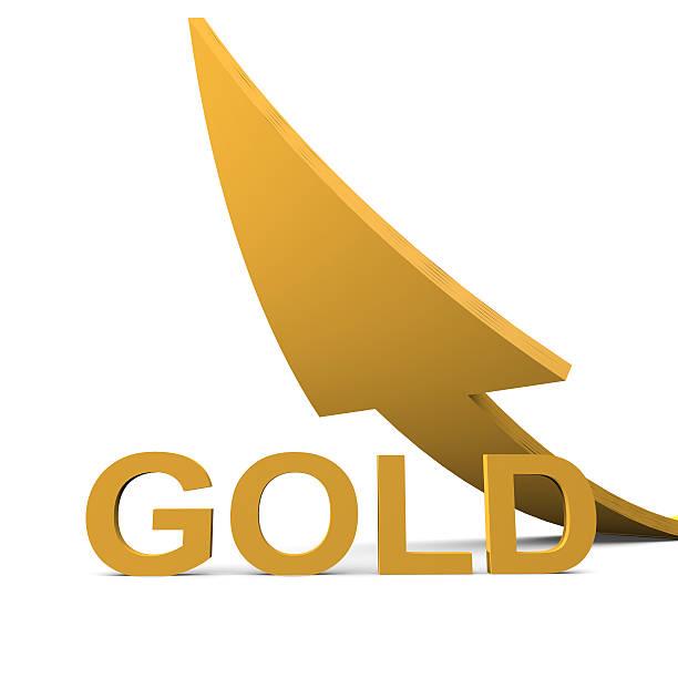Gold Pfeil – Foto
