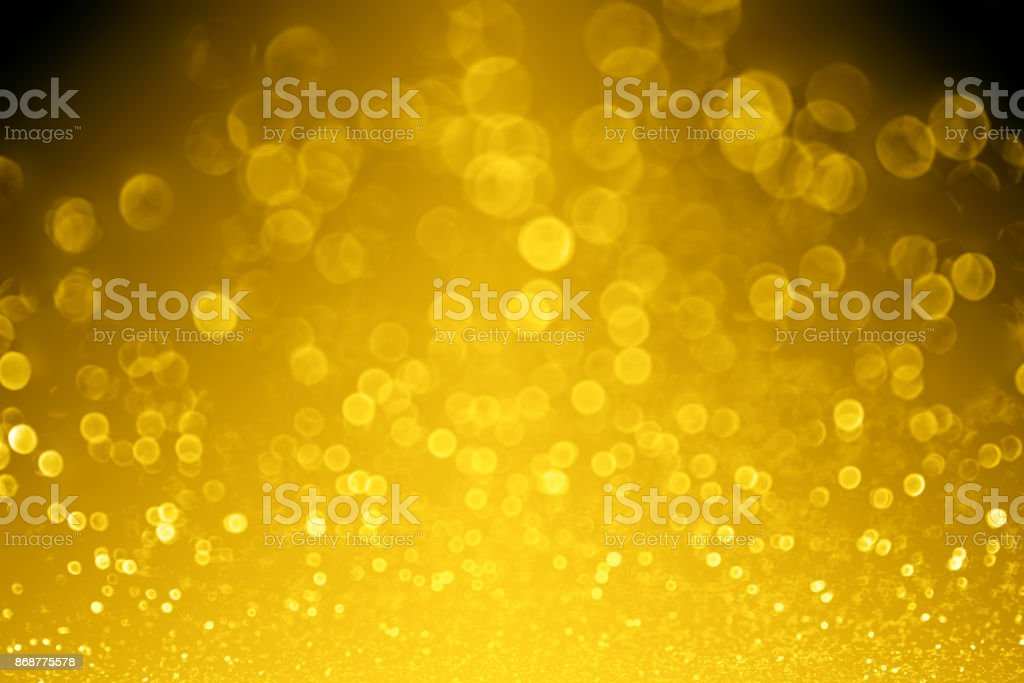 Gold Background for 50th Anniversary or Birthday Party Invite stock photo