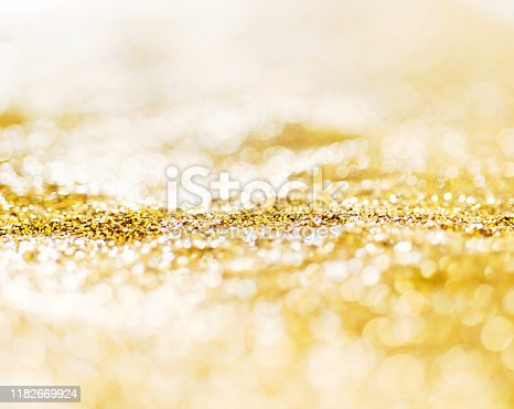 512401542istockphoto Gold background for Christmas design 1182669924