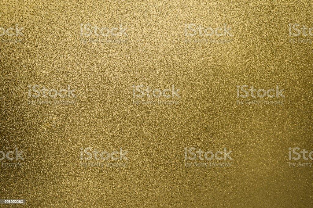 Fotografía de Oro Fondo Brillo Textura Brillo Degradado Hoja Resumen ...