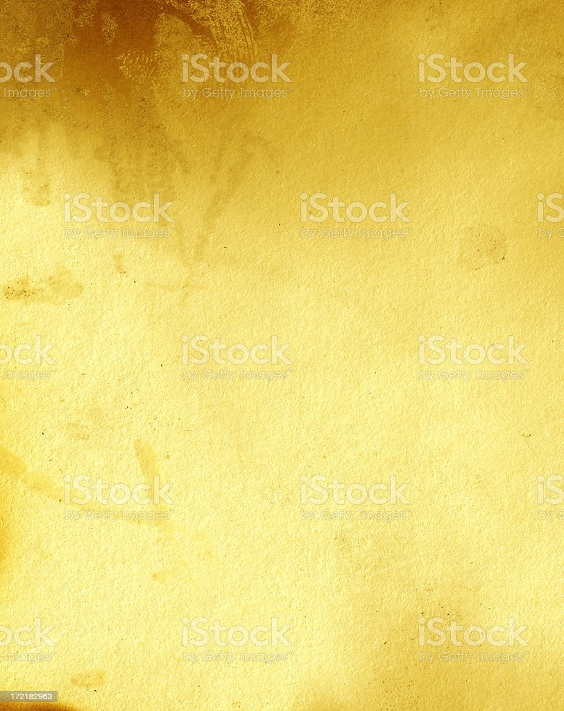 Gold Background Paper Layer stock photo