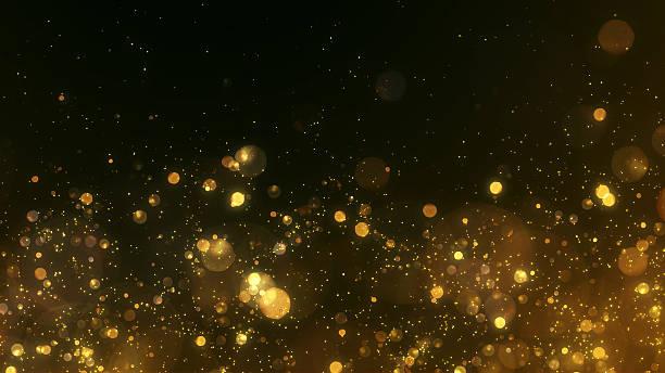 złote tło  - błyszczący zdjęcia i obrazy z banku zdjęć