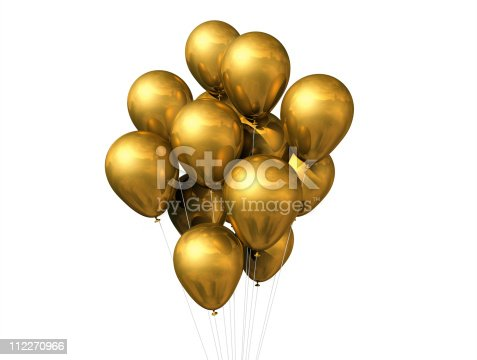 istock gold balloons isolated on white 112270966