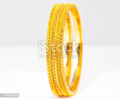wedding / Traditional gold bangles