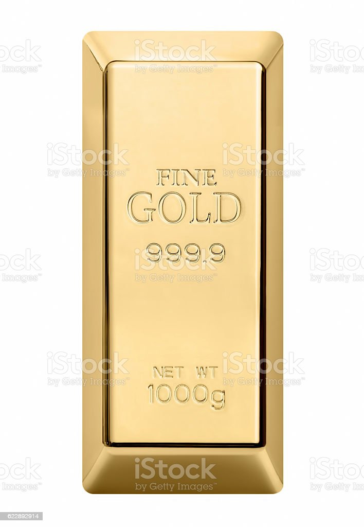 bar de ouro  - foto de acervo