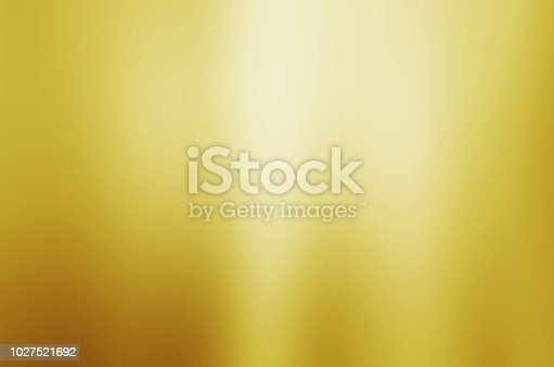 istock gold blurred gradient background. Abstract smooth colorful illustration 1027521692