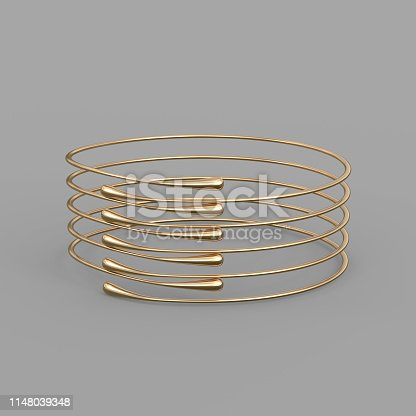 1149145638istockphoto Gold Bracelet Waterdrop design 1148039348