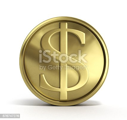 istock gold coin with dollar sign 3d illustration 576747276