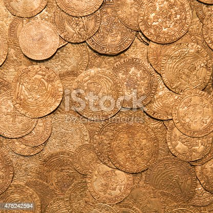 Gold Coins, Medieval Period