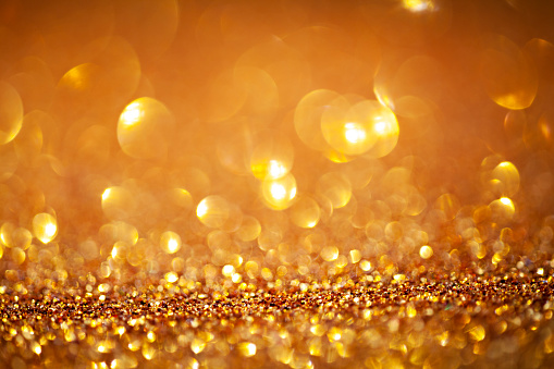 977706014 istock photo Gold Color Glitter Background 1133171812