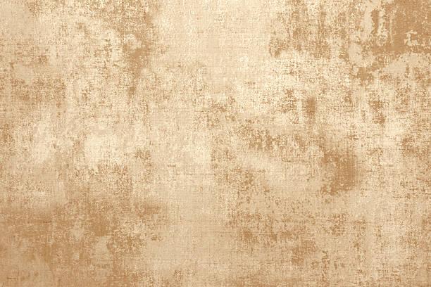 złoto kolorowe tło tekstura płótna - beżowy zdjęcia i obrazy z banku zdjęć