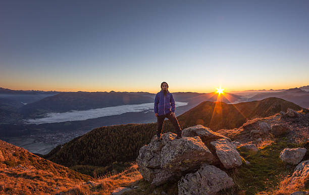 Gold Ecke Mountain Sunrise 2.142 m – Foto