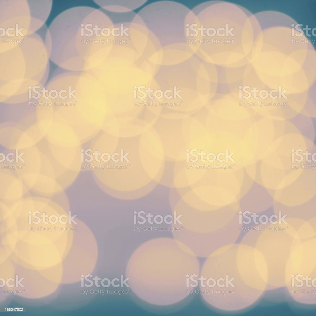 Gold Festive Christmas background. Bright abstract royalty-free stock photo