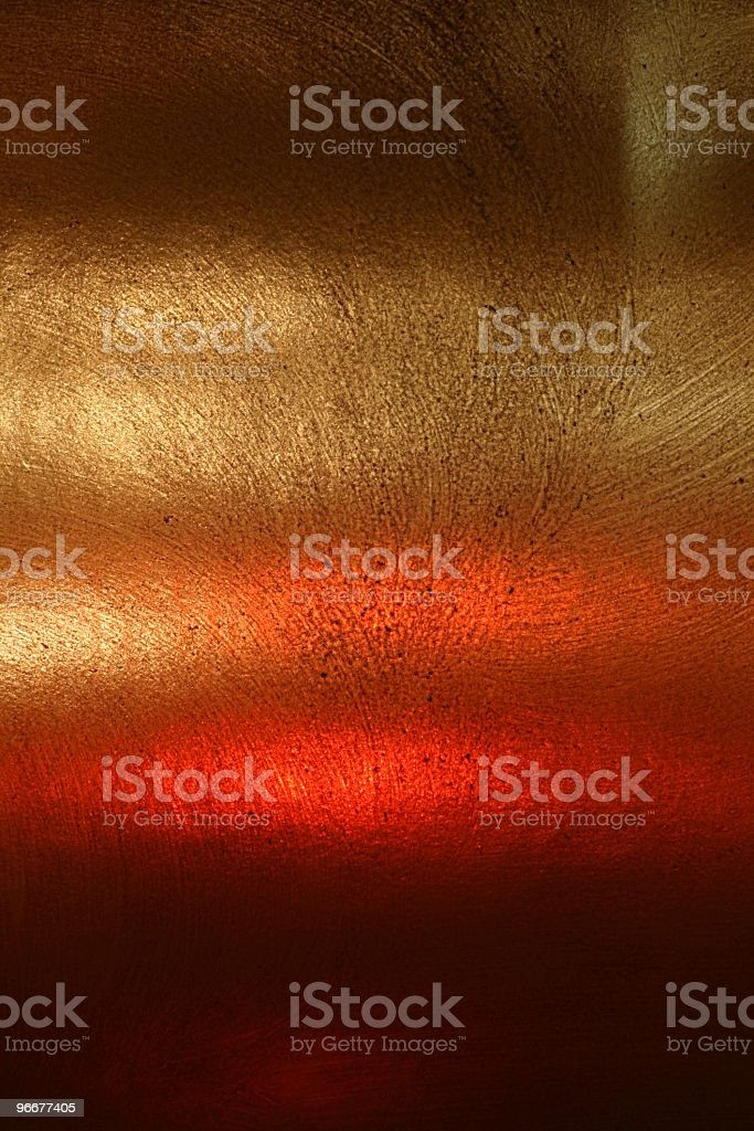 Gold Foil Background 3 - Royalty-free Abstract Stock Photo