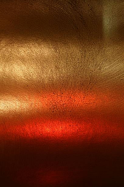 Gold Foil Background 3 stock photo