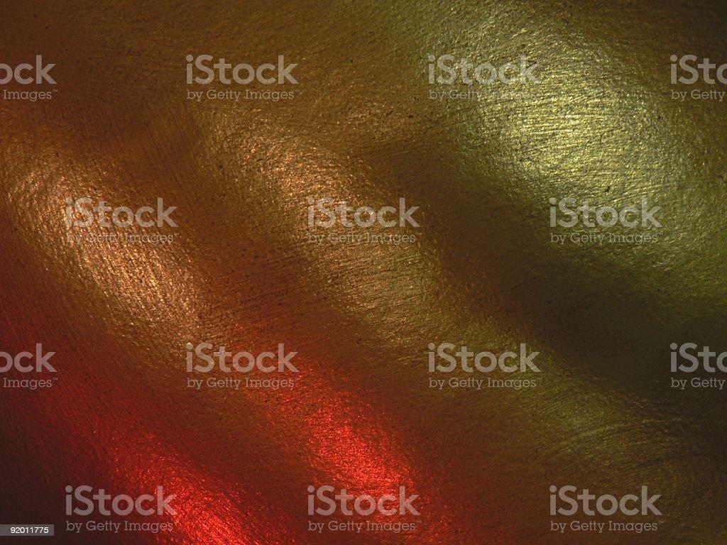 Gold foil background diagonal royalty-free stock photo