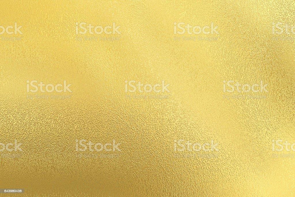 Blattgold Textur Hintergrund  – Foto