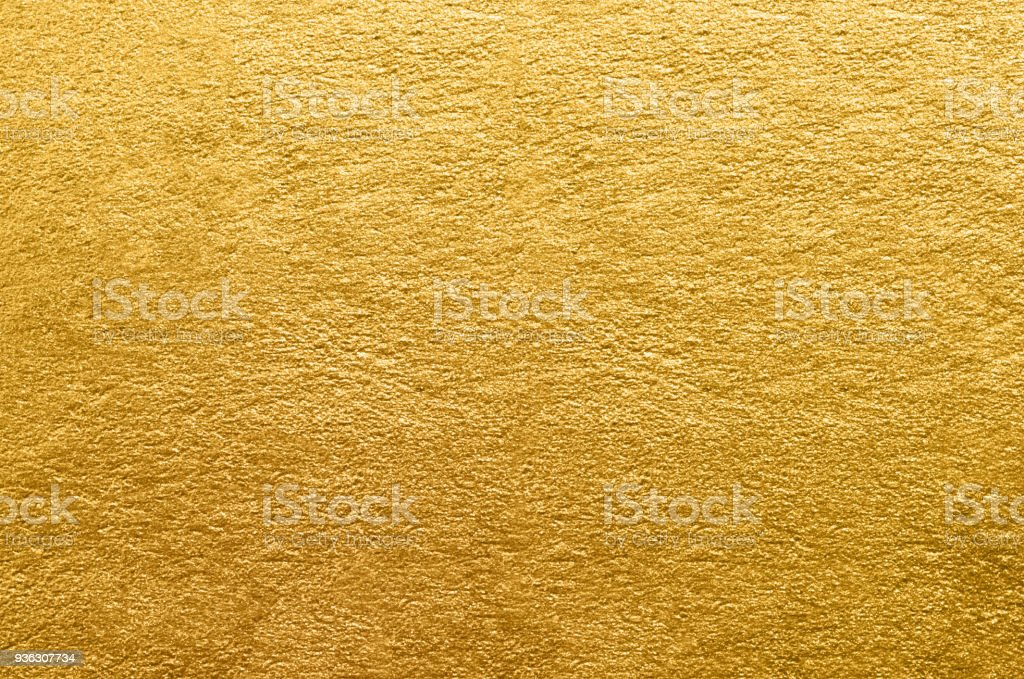Gold foil texture. Golden abstract background