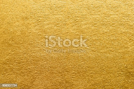 istock Gold foil texture. Golden abstract background 936307734