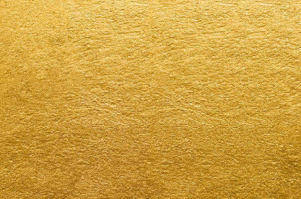 gold foil texture golden abstract background stock photo