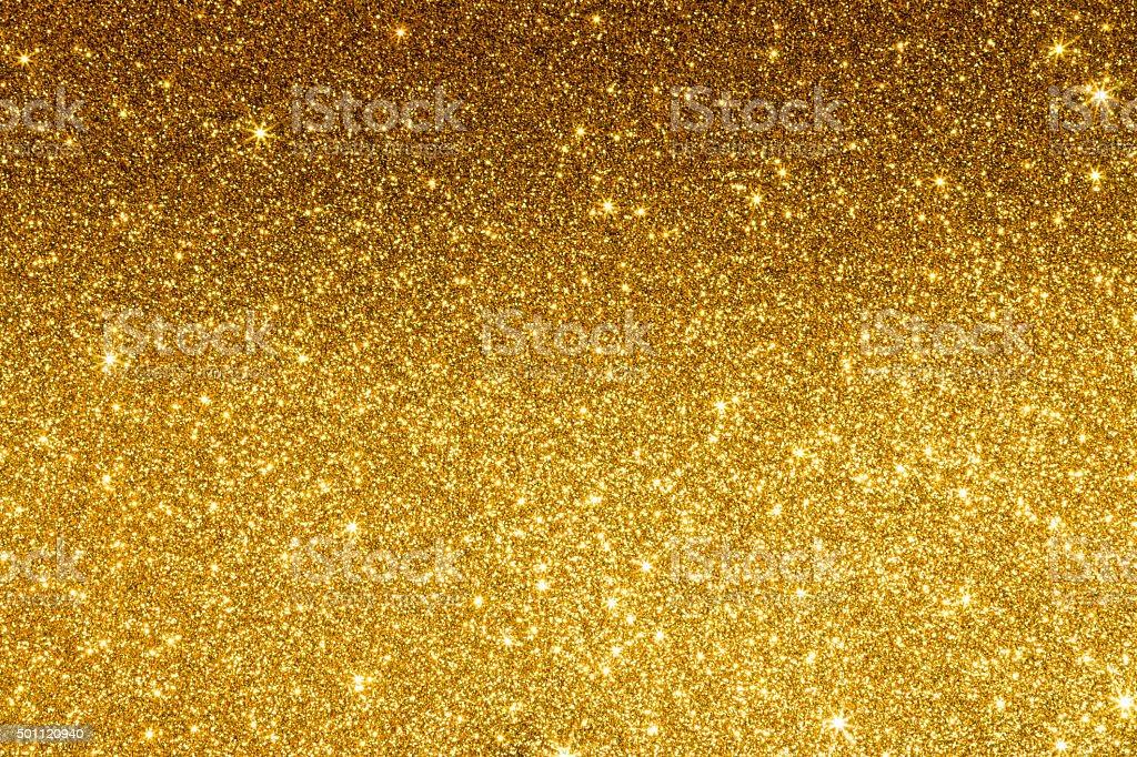 Gold Glitter-Hintergrund – Foto
