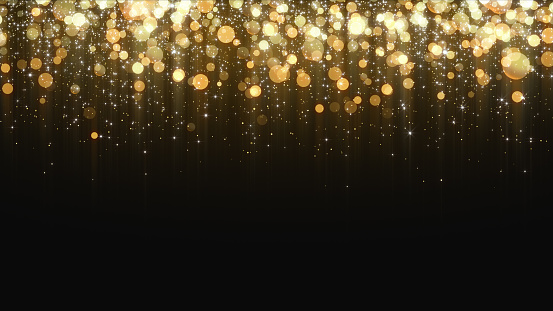 istock Gold Glitter Background 977706014