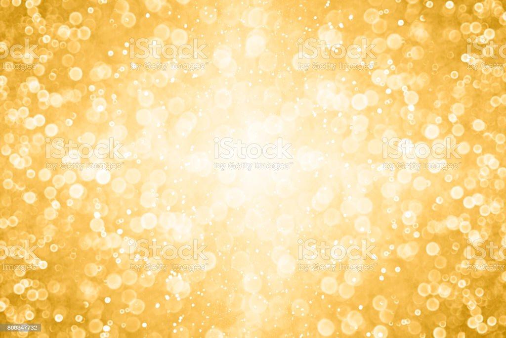Goldglitter Funkeln Hintergrund Fur Geburtstag Weihnachten Oder