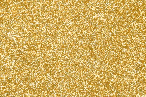 gold-glitter funkeln textur hintergrund - einladungskarten 50. geburtstag stock-fotos und bilder