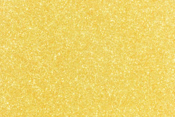 goldglitter textur abstrakten hintergrund - goldpailletten stock-fotos und bilder