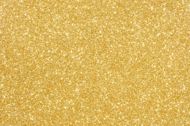 złoty brokat tekstury abstrakcyjne tło - migoczący zdjęcia i obrazy z banku zdjęć