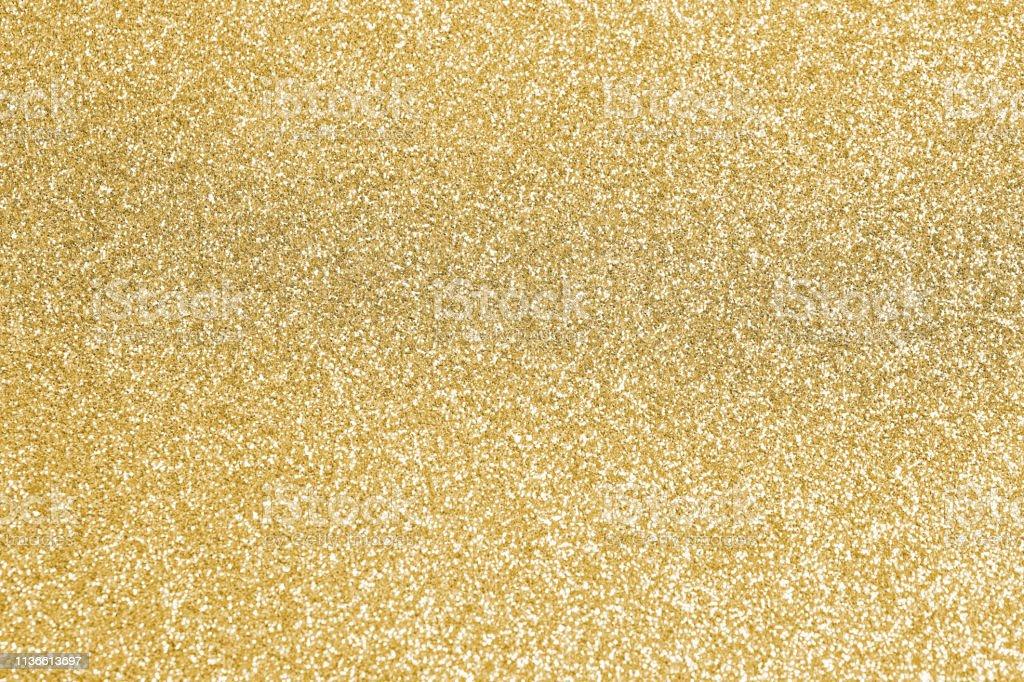 Fond de texture de paillettes d'or - Photo de Abstrait libre de droits