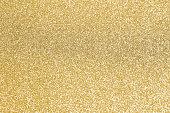 istock Gold Glitter texture background 1136613697