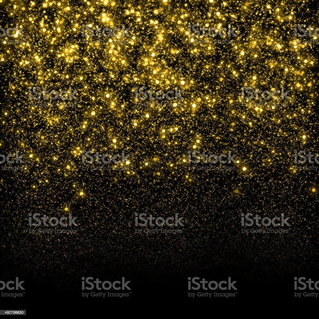 Fond or scintillant sparks - Photo