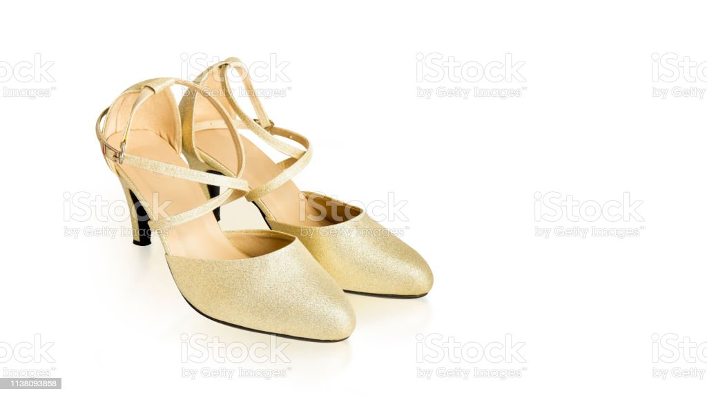 Moda Altos Zapato De Para La Hermoso Tacón Mujer Oro Zapatos Tacones y8wP0vmONn