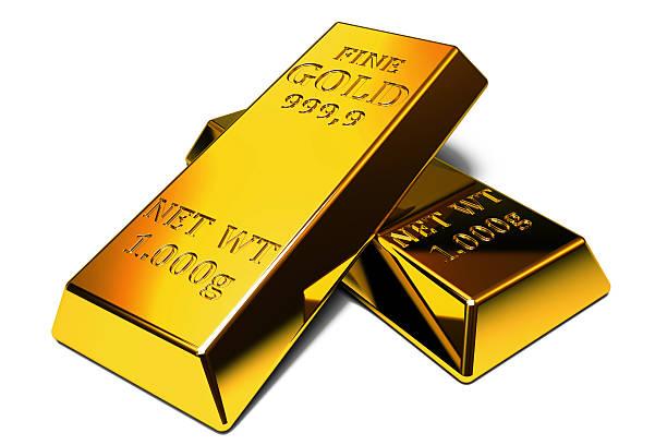 gold barren - aurum stock-fotos und bilder