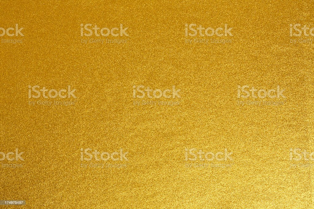 Gold irregular texture background stock photo