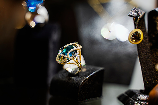 Gold, ring, jewelry, diamond, wealth