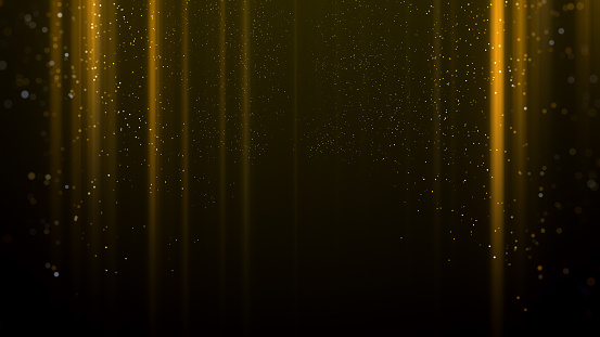 666540036 istock photo Gold light awards background 904124342
