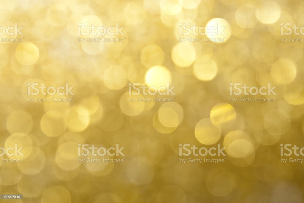 Gold Light Background royalty-free stock photo