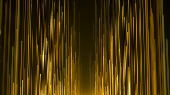 666540036 istock photo Gold lights streak awards background 904124380