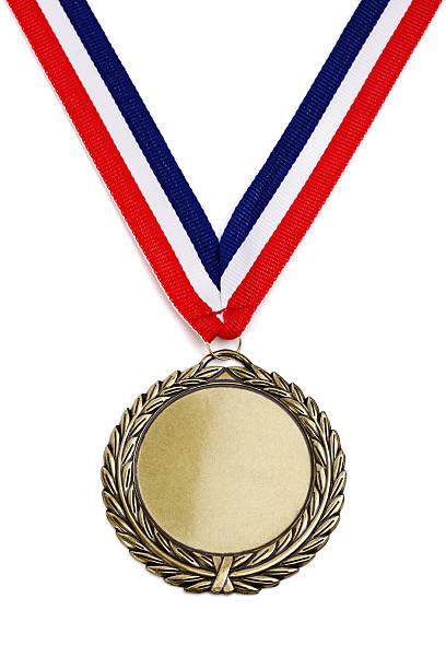olimpijskie złoto medal - medal zdjęcia i obrazy z banku zdjęć