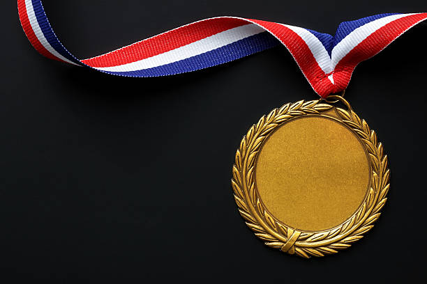 Médaille d'or olympique - Photo