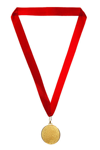 Gold Medal. Gold Medal on a white background. medal stock pictures, royalty-free photos & images