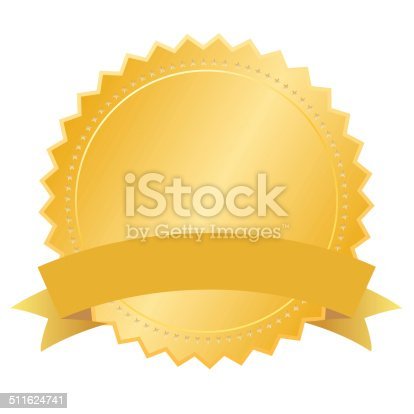 istock Gold medal 511624741