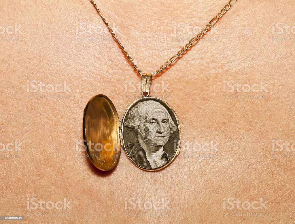 gold medallion – Foto