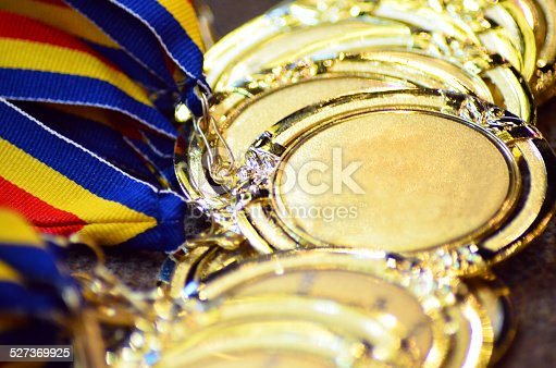 istock Gold Medals 527369925
