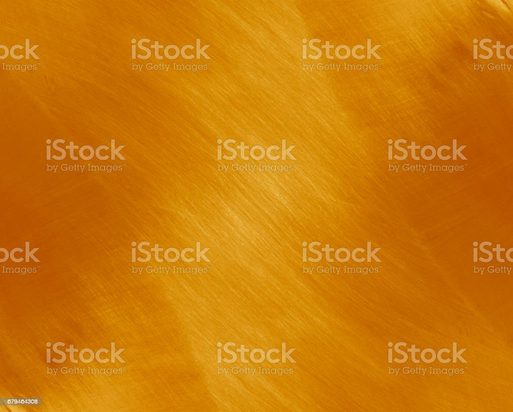 Gold metal stainless steel. royalty-free stock photo